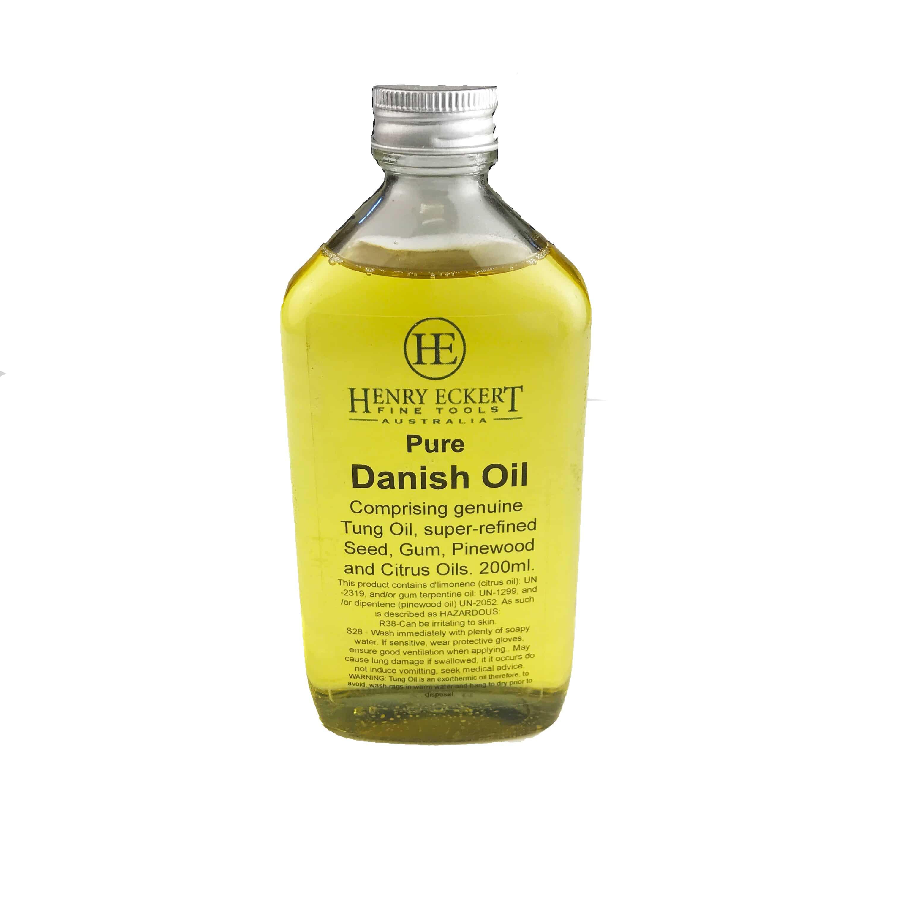 Henry Eckert Danish Oil